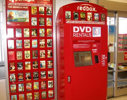 Redbox to fire the final salvo at Blockbuster.