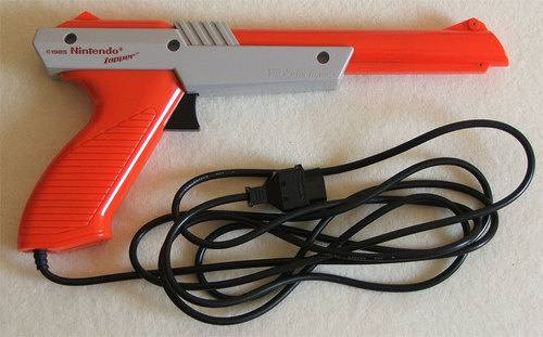 How the Nintendo Zapper works.