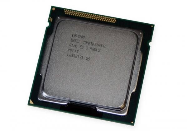 Intel Sandy Bridge 2600K Thoughts and Specs